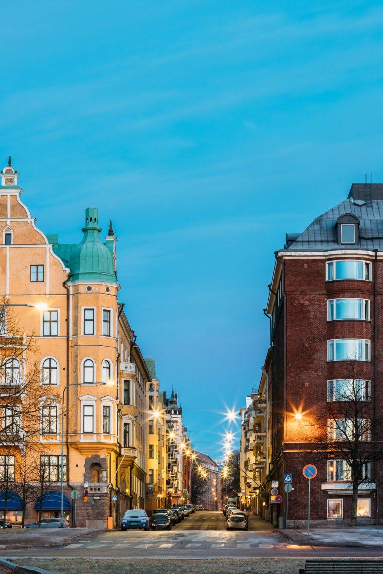 Helsinki hotel kertoo parhaista kohteista